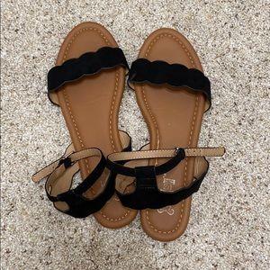 Brash Ankle Sandals